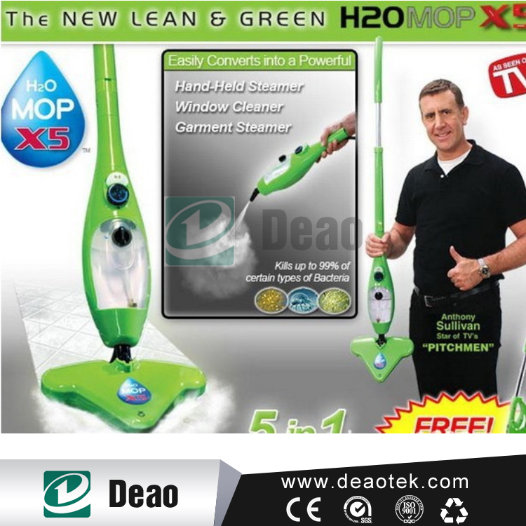 H2O steam mop x5 DA-R240