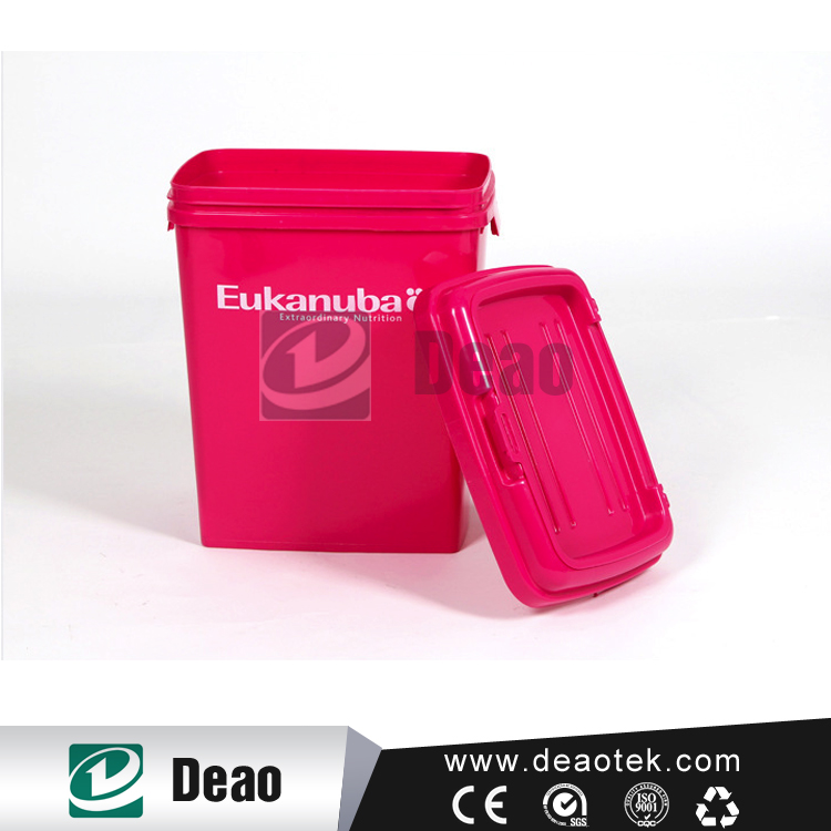 PLASTIC PET FOOD STORAGE DA-F011