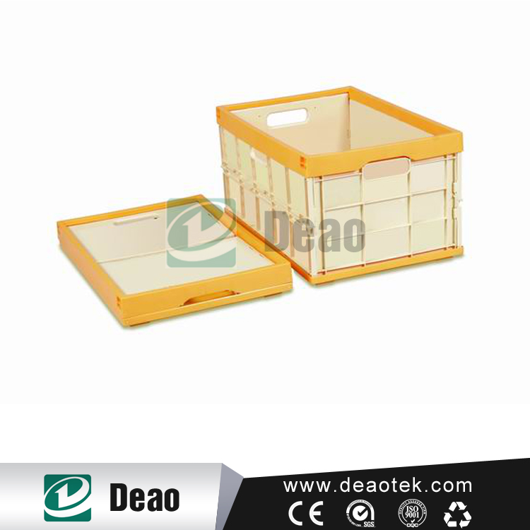 Foldable Plastic Collapse Container DA-FC5330C