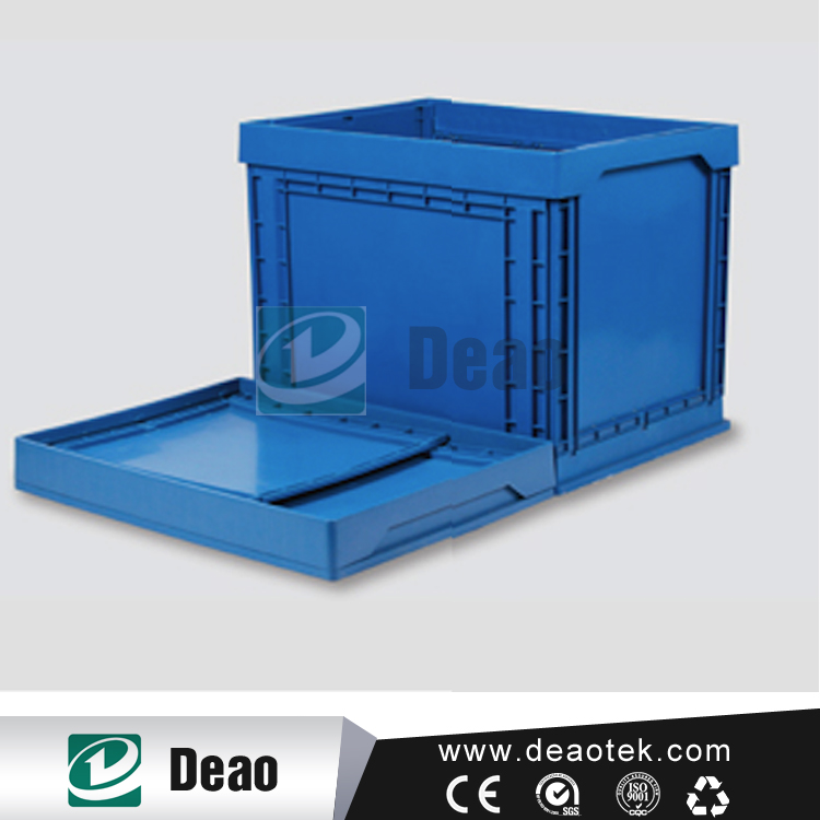 Foldable Plastic Collapse Container DA-FC6542